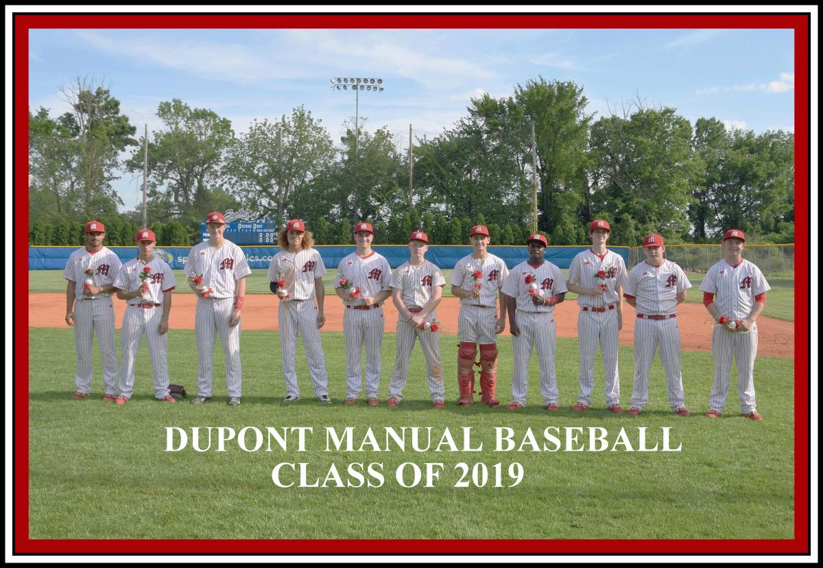 2019 Senior Night:DuPont Manual Crimsons Varsity Clinches Lead In Sixth Inning To Defeat Fairdale