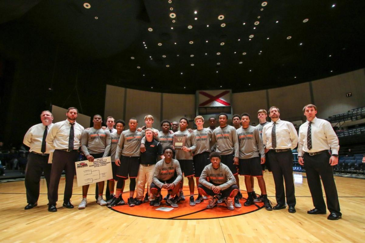 McGill-Toolen 61, Theodore 39: Marlon Williams, Larry Rembert lift reigning 7A champs to South title