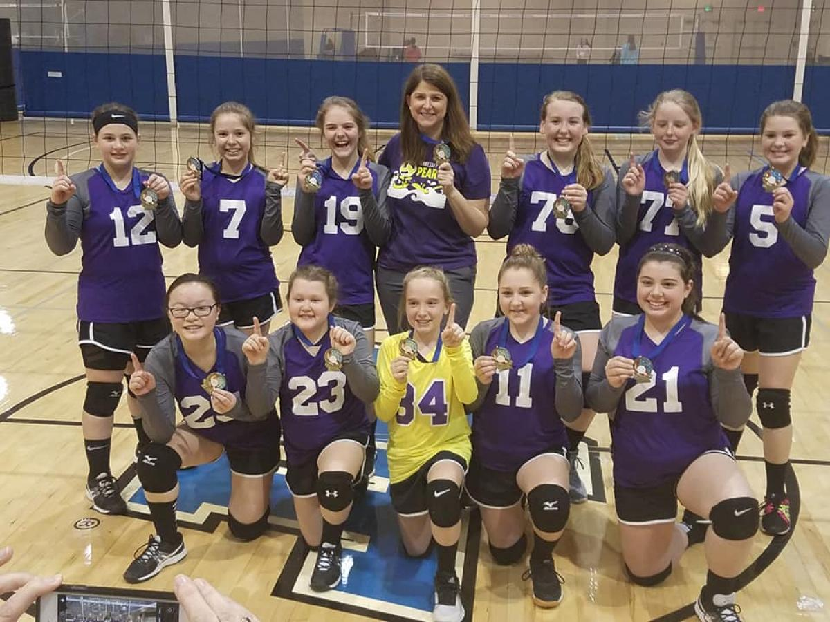 12s finish 1st at Spikaroo