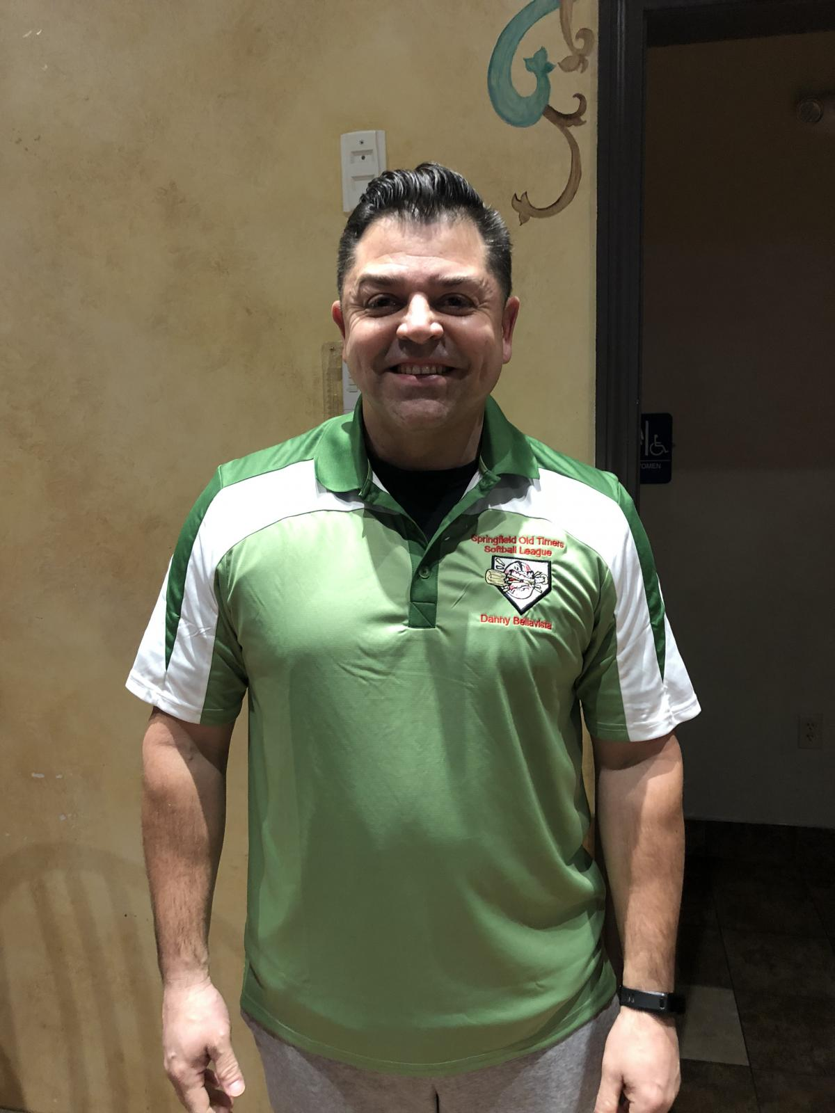 Vice-Presidente de Springfield Old Timers Softball League